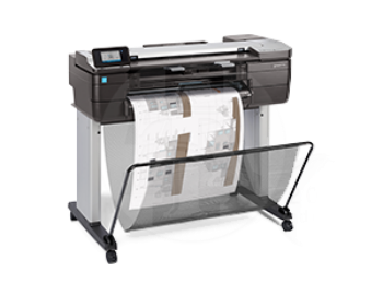 HP DesignJet T830 24-in (610-mm) Multifunction Printer